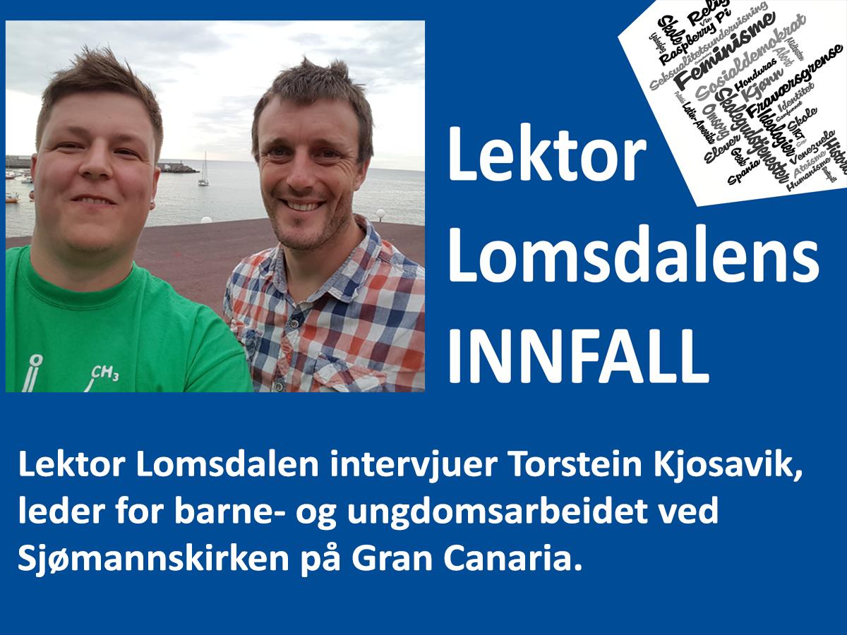 LL-2016-06: Barne- og ungdomsarbeid i Sjømannskirken