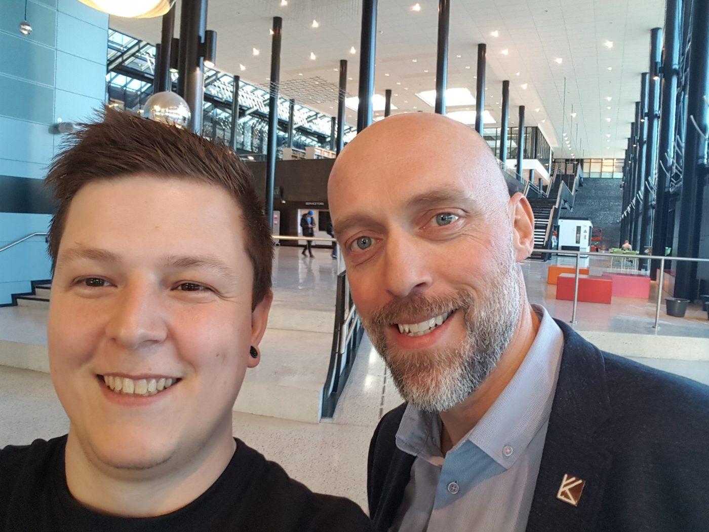 LL-23: Kjell Ove Hauge om yrkesfagene, frafall og læringsmiljø