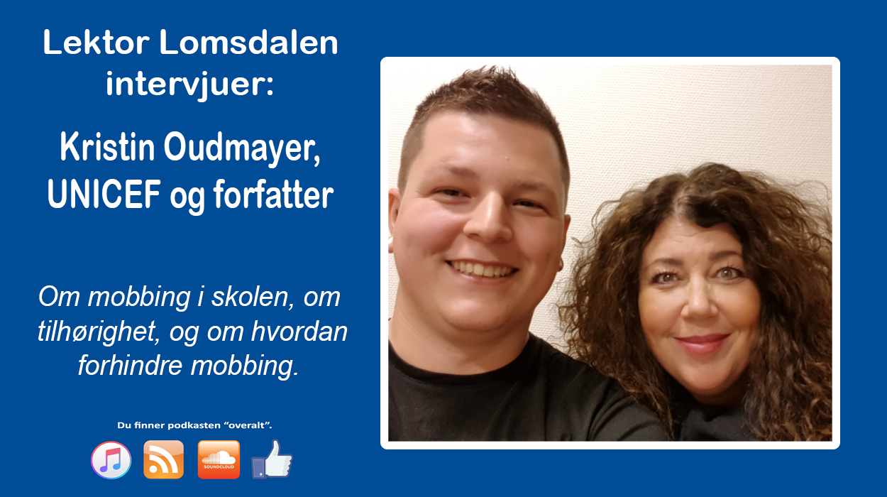 LL-68: Mobbing i skolen, i samtale med Kristin Oudmayer