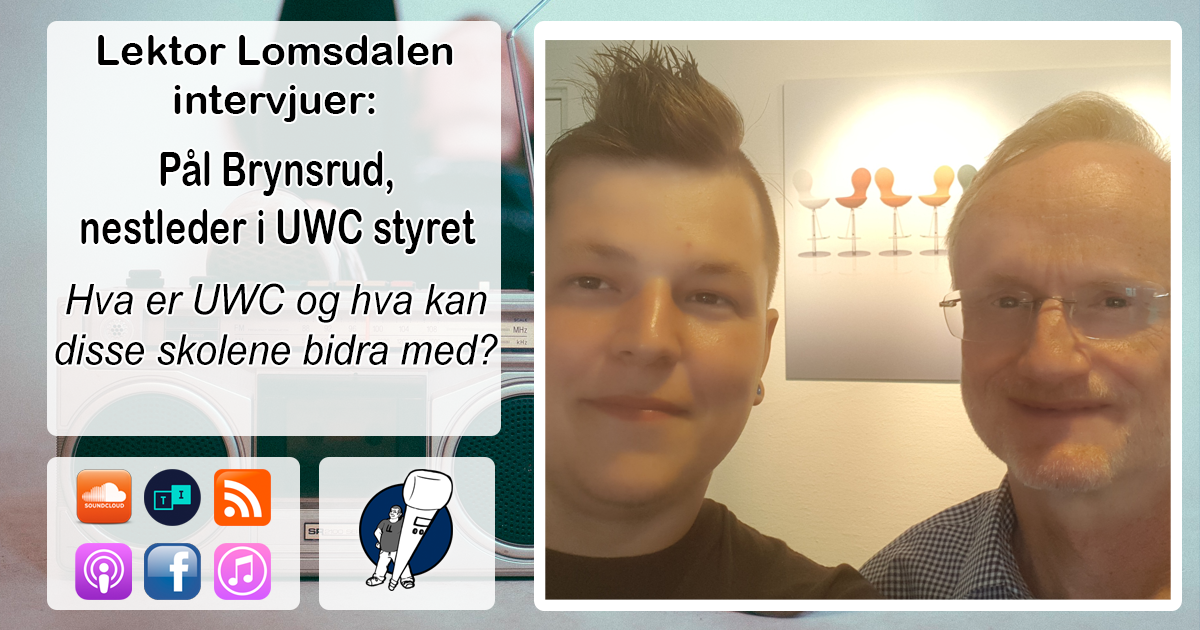 LL-96: Pål Brynsrud om United World Colleges