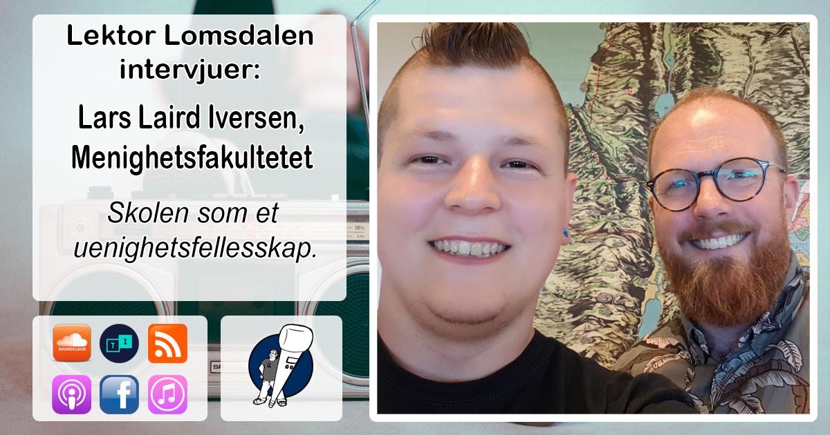 LL-104: Lars Laird Iversen og uenighetsfellesskapet