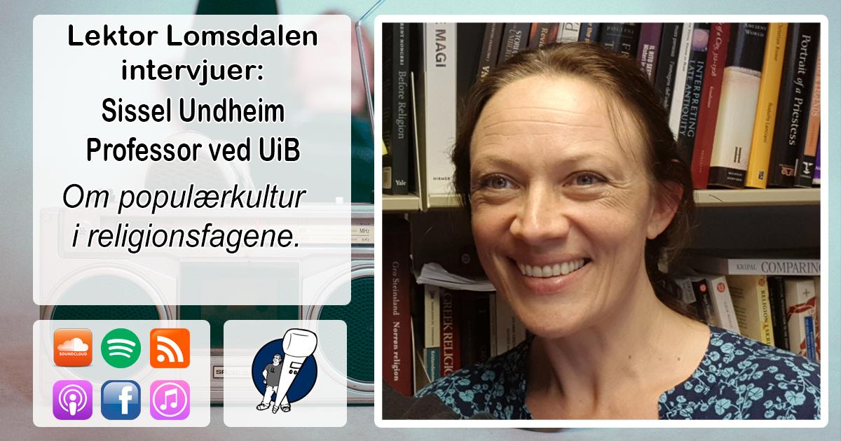LL-180: Sissel Undheim om populærkultur i religionsfaget