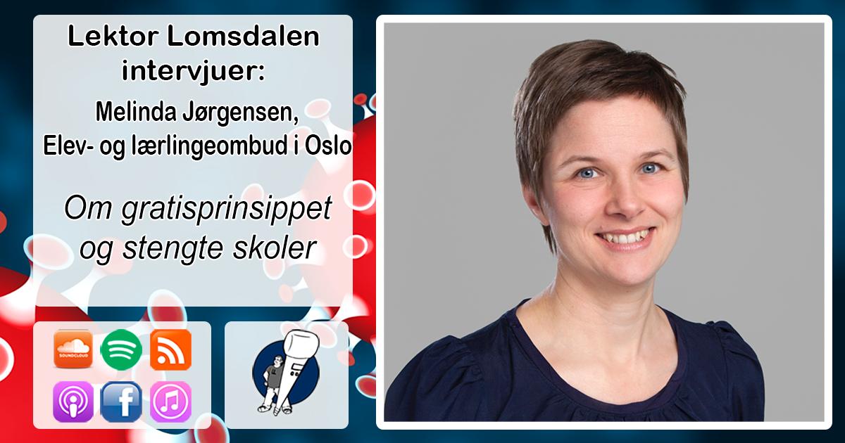LL-217: Melinda Jørgensen om gratisprinsippet i skolen